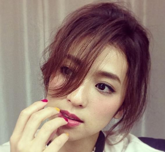 中村アン髪型3