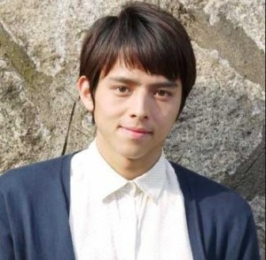 満島真之介髪型