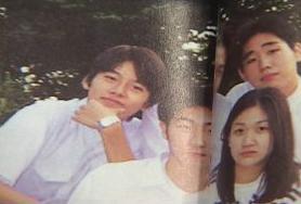 ヒョンビン学生時代3