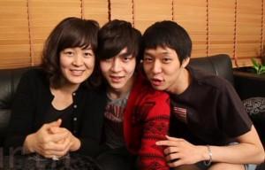 ユチョン家族2