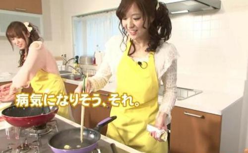 佳村はるか料理