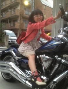 悠木碧バイク3