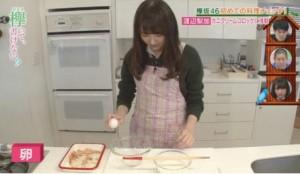 渡辺梨加料理3