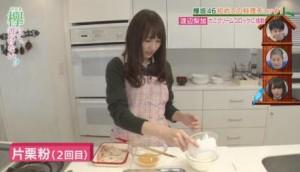 渡辺梨加料理6