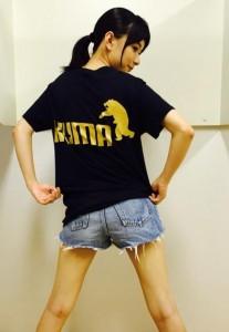 芳根京子美脚4