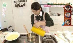鈴本美愉料理5