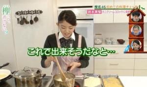 鈴本美愉料理7