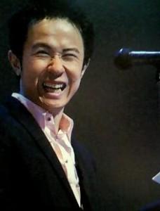 杉田智和笑顔