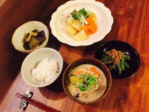 福圓美里料理
