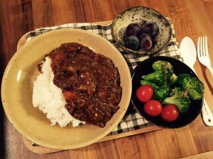 福圓美里料理2