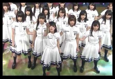 欅坂46衣装2