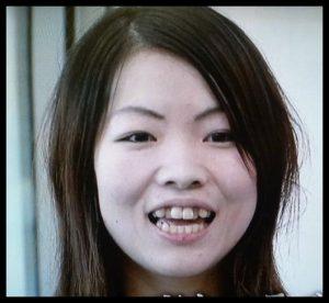 イモトアヤコ大学時代2
