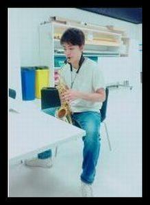 健太郎サックス