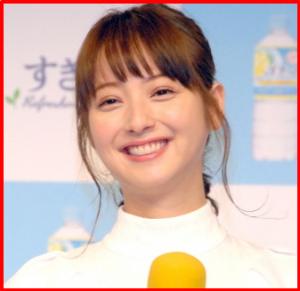 佐々木希笑顔
