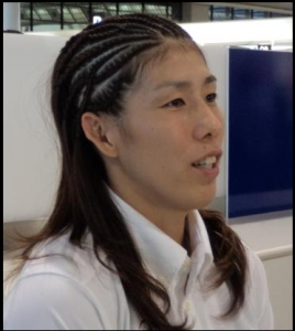 吉田沙保里髪型