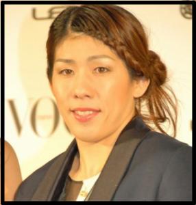 吉田沙保里髪型4